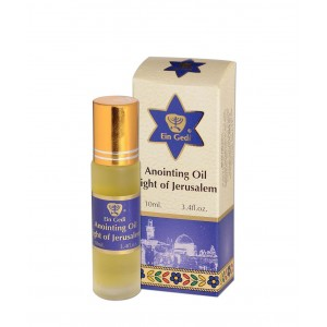 Light of Jerusalem Anointing Oil 10ml